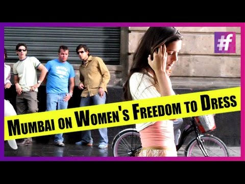 Mumbai on Women's Freedom to Dress