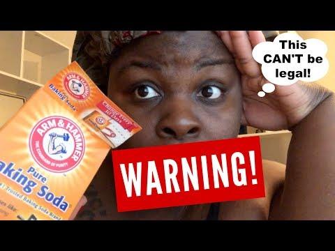BAKING SODA & LEMON JUICE CONCOCTION - 6 POUNDS OVERNIGHT! WARNING!