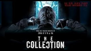 The Collection (2012) Movie Review (A Horror Film in 2012...That I Actually Enjoyed)