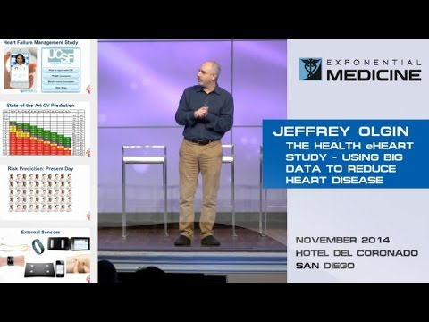 Using Big Data to Reduce Heart Disease with Jeffrey Olgin