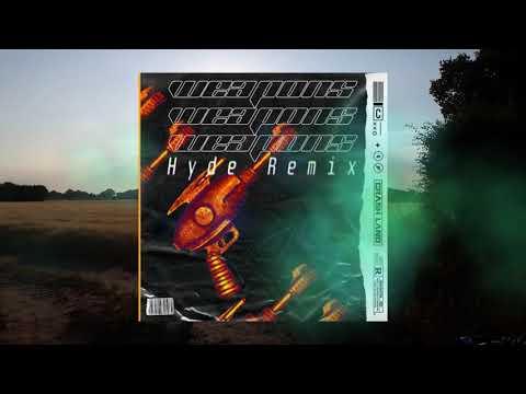 Crash Land - Weapons (Hyde Remix)