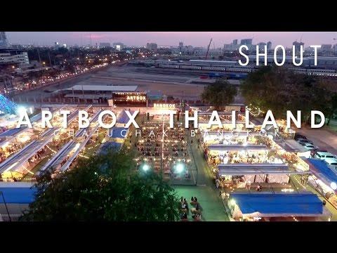 Artbox Bangkok moves to Chatuchak