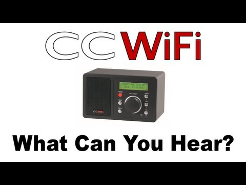 What You Can Hear On The CC WiFi Radio