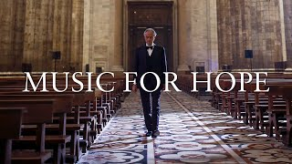 安德烈 波伽利 Andrea Bocelli - Music For Hope - Live From Duomo di Milano