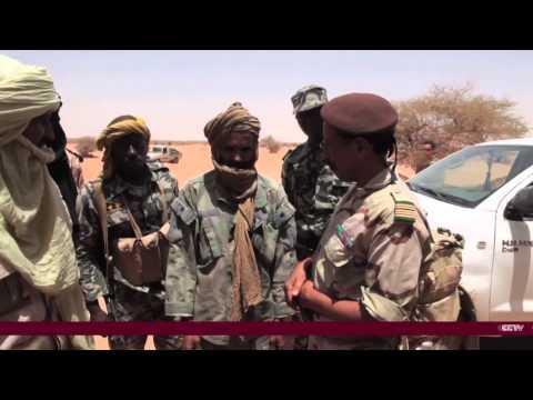 U.N. Peacekeeping Forces Take Over Security Duty in Mali