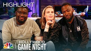 Thomas Middleditch & Lamorne Morris: Celebrity Name Game - Hollywood Game Night (Episode Highlight)