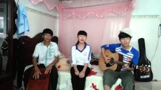 Ngọt Ngào. guitar - cajon cover