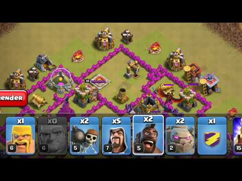 How to lure clan castle troops in Clash of Clans