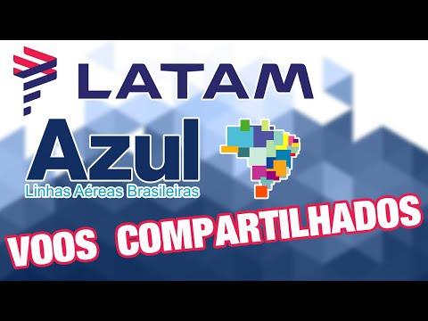 Voos Compartilhados Azul e Latam já estão a venda!