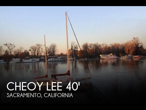 [UNAVAILABLE] Used 1979 Cheoy Lee 40 Offshore Ketch in Sacramento, California
