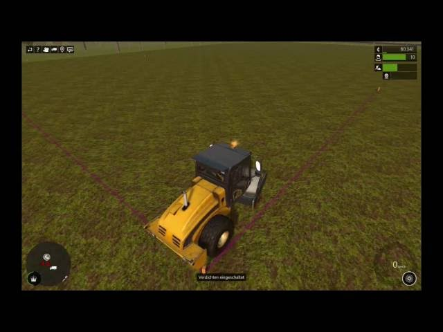 Let's Play Bau-Simulator 2015   Das Stadion   Folge #012