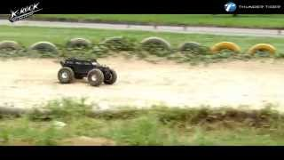 Thunder Tiger K Rock MT4 Mid-Engine Monster Truck Outdoor Fiesta