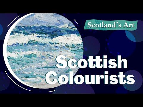Scotland's Art | The Scottish Colourists