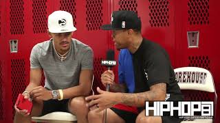 Trae Young Talks the Atlanta Hawks 2019 Draft, Vince Carter's Return, His Offseason Playlist & More