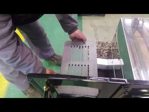 """""""Rustica"""" by Lacunza: DIY Wood Cook Stove for Masonry Heater, Part 2"""