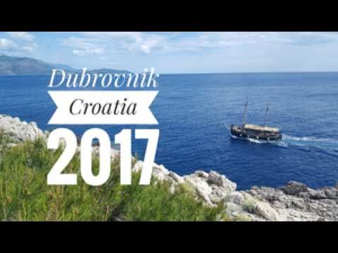 Travel Vlog: Long Weekend in Dubrovnik, Croatia