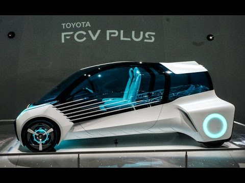 Tomorrow Daily - FCV Plus hydrogen car aims to power your future house, too, Ep. 267