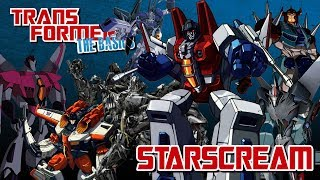 TRANSFORMERS: THE BASICS on STARSCREAM