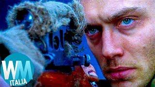Top 10 SCENE di CECCHINI nei FILM!