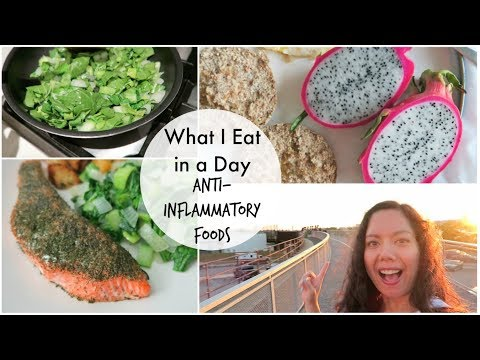 Adding Anti-Inflammatory Foods To My Regular Diet | What I Eat In A Day And Hudson Yards NYC