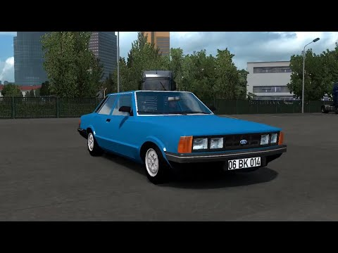 (ETS2 1.39) Ford Taunus V1R50 - Euro Truck Simulator 2