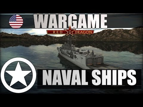 Wargame: Red Dragon - What the Deck - Naval Ships