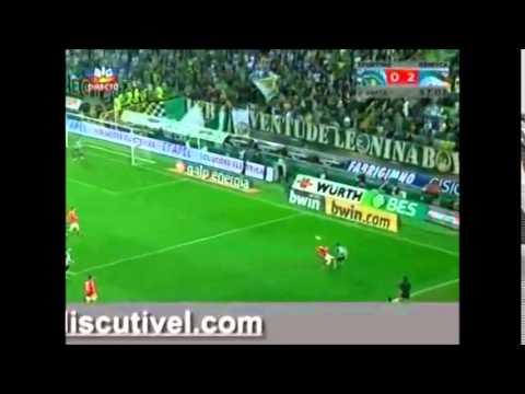 [JOGO COMPLETO] Sporting CP 5-3 SL Benfica (Taça de Portugal - Época 07/08)