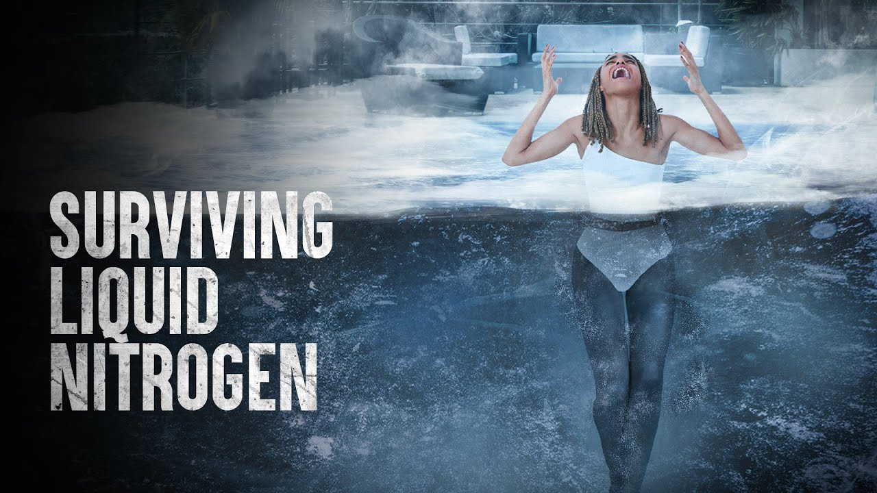 How to Survive Falling into a Pool of Liquid Nitrogen