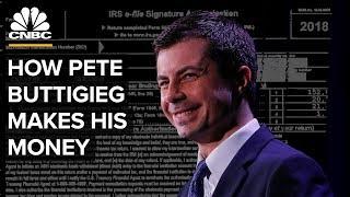 How Pete Buttigieg Makes His Money