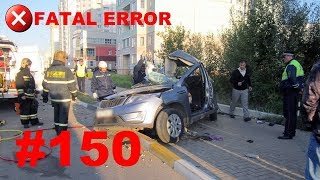 🚘🇷🇺[ONLY NEW] Russian Car Crash Compilation (29 August 2018) #150