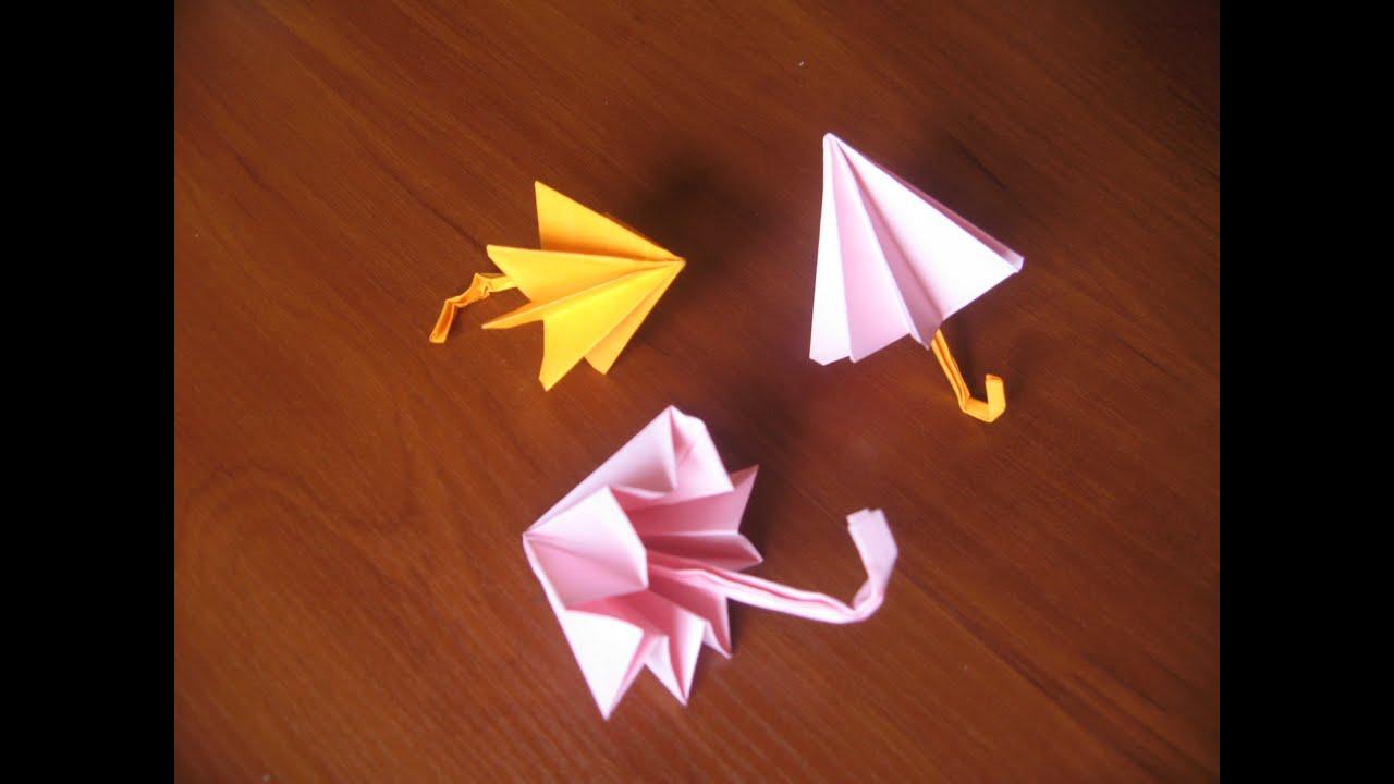 Как сделать кукольный зонтик 267