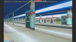 [OpenBVE] 서울 4호선 당고개발 오이도행 KTX 승무 Seoul Line 4 KTX