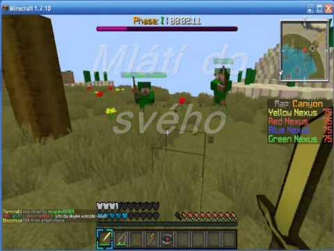 Hacker na Annihilation Ep  3 TheFreakyShowXD
