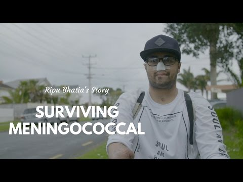 Surviving Meningococcal: Ripu Bhatia's Story