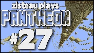 Minecraft Pantheon #27 - Climbing the Spike