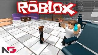 Roblox - ESCAPE DO SALÃO DE CABELO !! (Escape The Barber Shop)