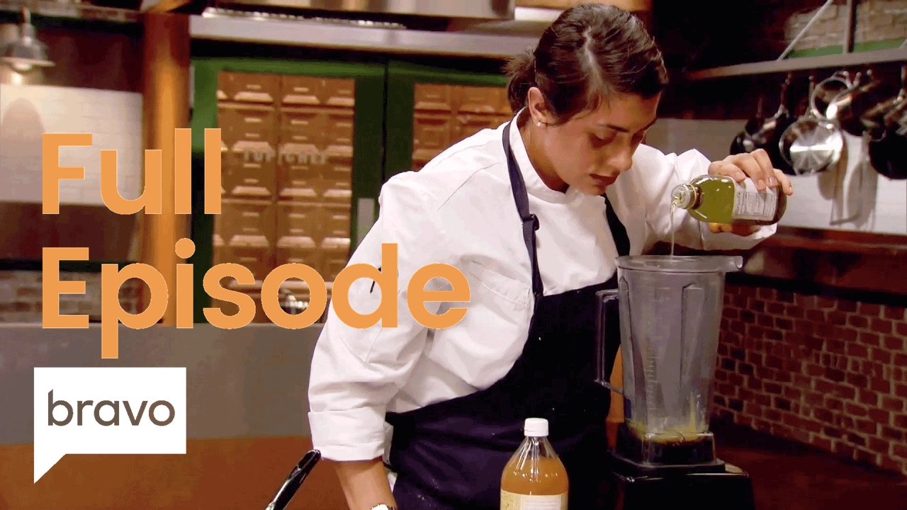 Last Chance Kitchen: With a Little Luck (Season 14, Episode 4 ...