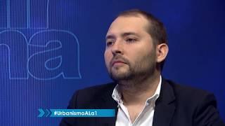 César Silva arquitecto, urbanista y ambientalista en Vladimir A La 1 (1/5)