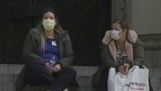 В мире почти полтора миллиона заболевших коронавирусом.