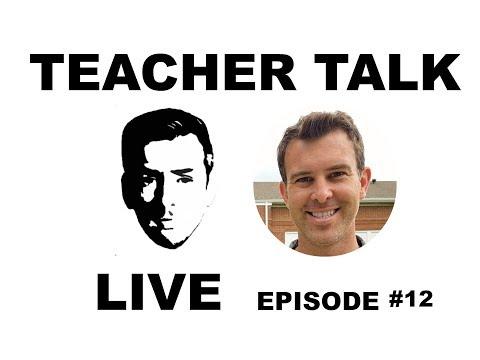 Teacher Talk Live | Ep 12 w/ Luke Rosa from Students of History