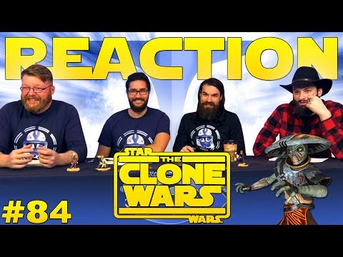 """Star Wars: The Clone Wars #84 REACTION!! """"The Box"""""""