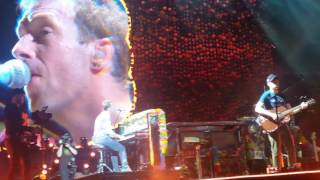 Coldplay 03/07/2017 Milano Stadio San Siro - The Scientist