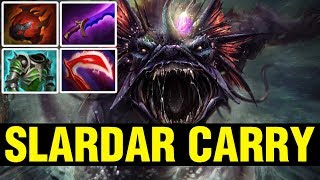 SLARDAR HARD CARRY - Draskyl - Dota 2