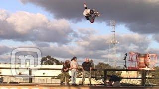 Slayer Skateboarding Danny Way & Jake Brown DC Super Ramp 2002: Raw N