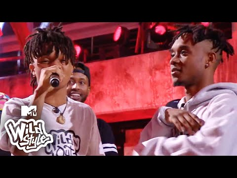 Wild 'N Out | Rae Sremmurd & Nick Cannon In A Mariah Carey Battle | #Wildstyle