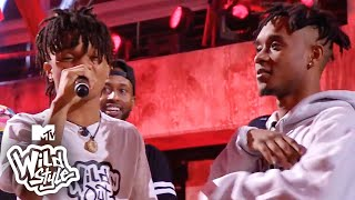 Wild 'N Out | Rae Sremmurd & Nick Cannon in a Mariah Carey Battle | #Wildstyle thumbnail