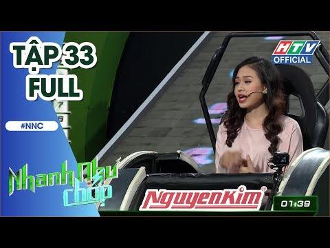 NHANH NHƯ CHỚP   Hồ Quang Hiếu ngây ngô, Lê Lộc vượt lên chính mình   NNC #33 FULL   24/11/2018