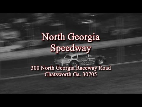 North Georgia Speedway / Sportsman Feature / March 5th , 2016