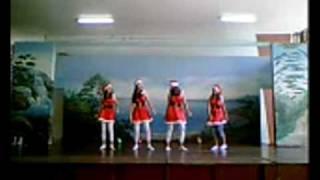 dançando no natal