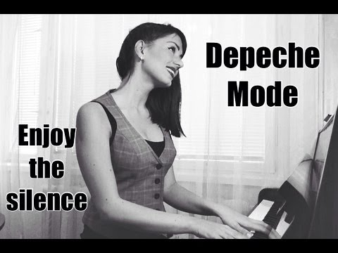 Depeche Mode - Enjoy The Silence [ acoustic cover ]